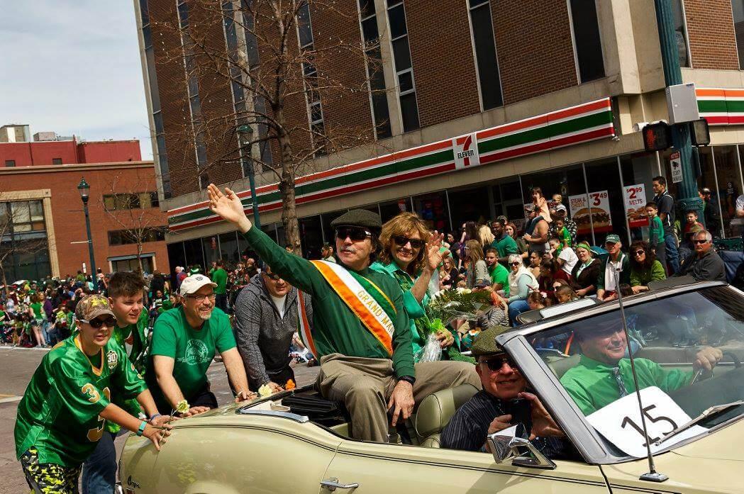 Colorado Springs' St. Patrick's Day Parade – St Pat's 5k ...